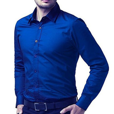Men S Formal Longsleeve Shirt