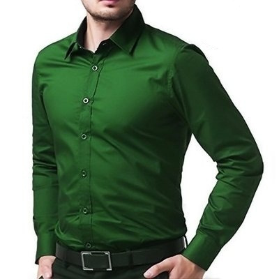 acfe43db82f0 Men s Formal Longsleeve Shirt. Portland Timbers Ultimate Tee. WhitePigeon  pointed collar cotton oxford men s long sleeved shirt forest green men 100%  ...